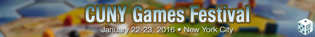 The CUNY Games Festival 3.0